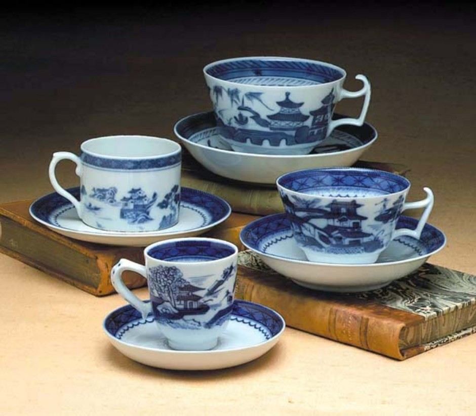 19th Century Export China